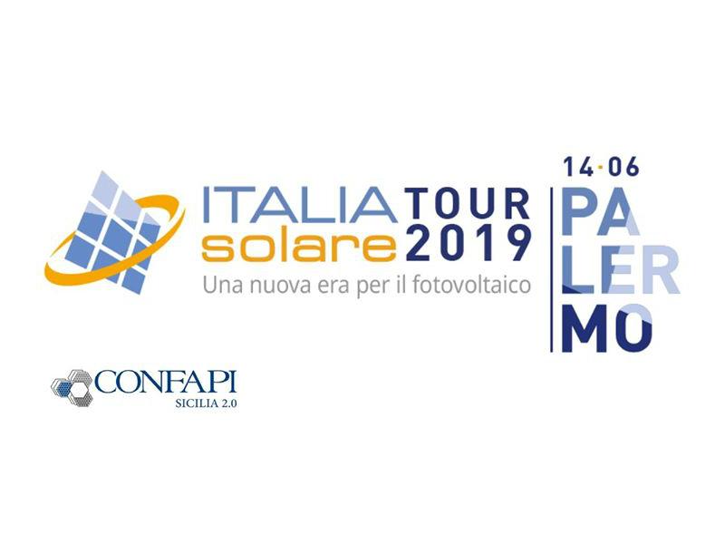 14 Giugno: Le prospettive del Mercato FV in Sicilia – in collaborazione con Italia Solare