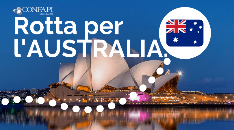 AUSTRALIA: esporta con Confapi Sicilia