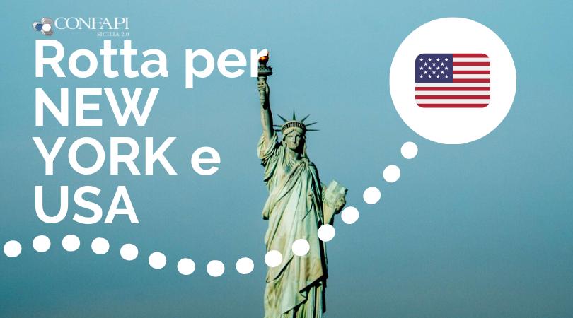 La tua impresa a New York: scopri l'ambasciatore dell'internazionalizzazione per gli USA.