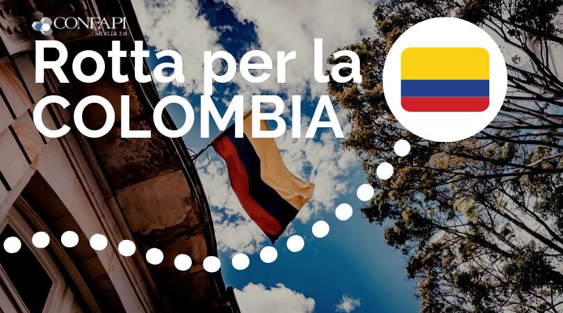 Esporta in Colombia: scopri la nuova ambasciatrice Confapi Sicilia.