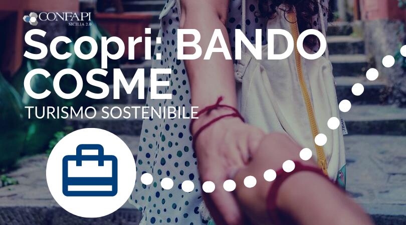 Bando Turismo Sostenibile – in scadenza il 24 Ottobre 2019