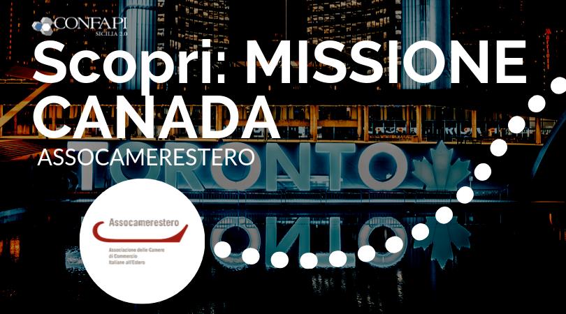 Canada: missione a Toronto per le imprese italiane dei settori arredo-design ed edilizia