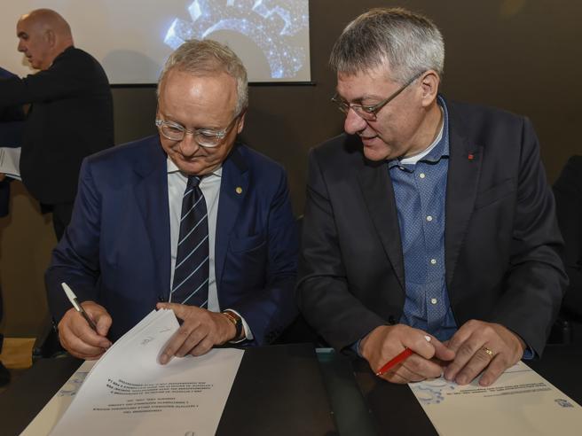 Confapi firma la Convenzione per il Testo Unico sulla Rappresentanza