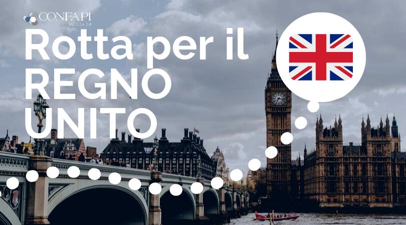Cresce la rete dell'internazionalizzazione: ambasciatore UK per Confapi Sicilia.