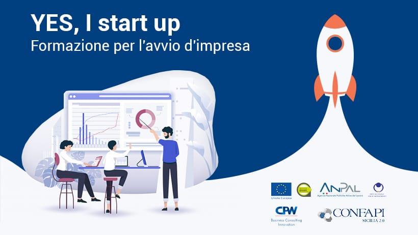 Yes I Start-Up: Confapi Sicilia forma i giovani imprenditori con ANPAL e Ente Nazionale per il microcredito