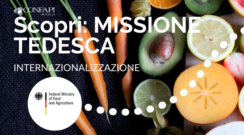 Missione conoscitiva del mercato italiano da parte di una delegazione tedesca del settore frutta e verdura