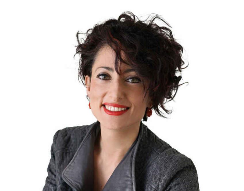 Giulia Giuffrè su Vanity Fair